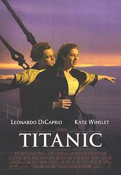 Titanic  I'll never let go....