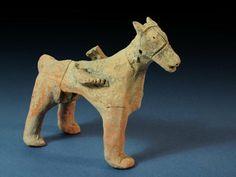 Статуэтка животного из Тель-Моцы