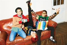 EXO CBX - Xiumin, Baekhyun and Chen