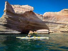 Kayaking on Sea of Cortez
