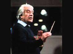 """Sergiu Celibidache """"Symphony No 9"""" Dvorak (3. Mov.)"""