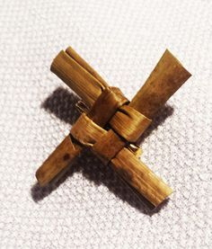 Saint Brigid Cross Brooch