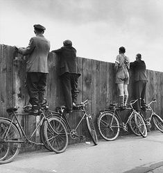 what do they see on the other side? Great writing picture prompt.