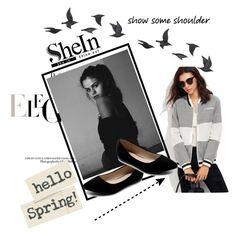 """Shein"" by pinokio-pinokio ❤ liked on Polyvore featuring Jayson Home and Ollio"