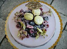 Forrest fruit vegan cake Vegan Cake, Acai Bowl, Fruit, Breakfast, Food, Acai Berry Bowl, Morning Coffee, Essen, Meals