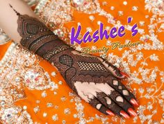 Design by kashee 's beauty parlour