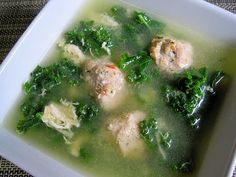 Italian Wedding Soup -PV