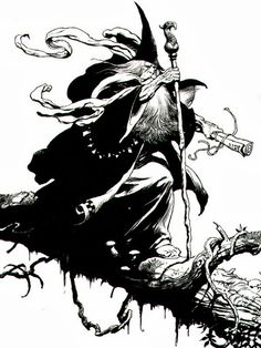 Akratic Wizardry: Frazetta's Middle-Earth Pictures