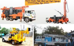 Beaver Tracks Pvt Ltd Is A Leading Water Well Drilling Rig Manufacturers In India