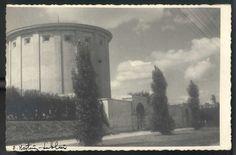 Wieża Ciśnień, al. Racławickie Beautiful Buildings, Black And White, City, Photos, Painting, Outdoor, Historia, Fotografia, Outdoors