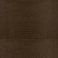 Wallpaper - Ralph Lauren - Serengeti Textures - Yacre Crocodile Mahogany