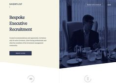 Shortlist provides curated recommendations and opportunity to select professionals in asset management.