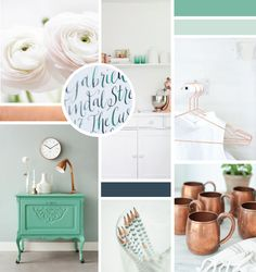 Client+inspiration+board+by+Elle+&+Company