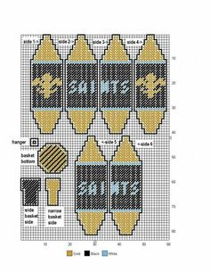 Saints hot air balloon i am showing you this pattern i need the erath bobcats and lsu tigers Plastic Canvas Ornaments, Plastic Canvas Tissue Boxes, Plastic Canvas Christmas, Plastic Canvas Crafts, Plastic Canvas Stitches, Plastic Canvas Patterns, Football Balloons, Football Crafts, Tissue Box Covers