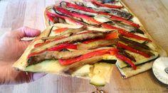 Coca de recapte - Sabrina's Seas of Colour #elsecretoestáenlamasaTS | La Cocina Typical Spanish