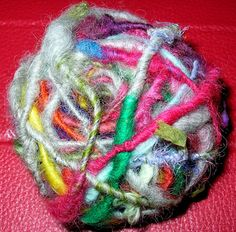 Arty Yarn all set to knit into something amazing