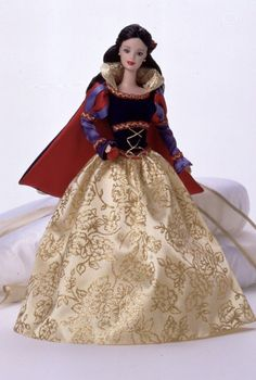 Barbie as Snow White Children's Collector Series Collector Edition Doll by Mattel, 1998