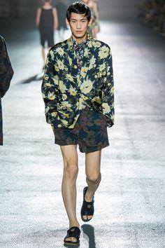 751f6f2cc5a4d BLOGGED  Masculine florals Mens Fashion Week