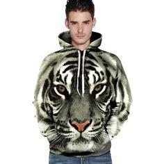 Cheap hoodies men, Buy Quality hoodies men directly from China hoodies Suppliers: 2018 Hoodies Men Tiger Lion Leopard Sweatshirt Casual Harajuku Couple's Pullover Women Men's Hip Hop Animal Hoodie Hip Hop, Harajuku, Unicorn Hoodie, Tiger Hoodie, Hipster, Lion, Fashion Couple, Cool Hoodies, Mens Sweatshirts