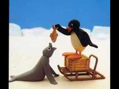 Pingu - Original Theme Tune Pingu made me first love penguins.