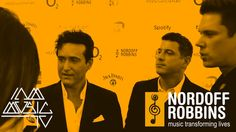 Il Divo & The Power of Music | at the Silver Clef Awards 2015