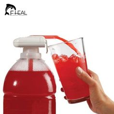 Liquid Dispenser with straw. *Free Shipping Available.