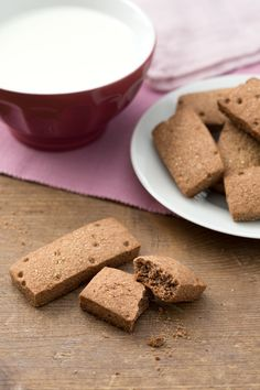 Biscotti senza glutine: mai rinunciare ad una golosa e fragrante colazione!  [Gluten free cookies]