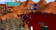 Educators are using virtual worlds, but not in the way they had used them in the past, and not in the same numbers. What you see now is a more selective and targeted use. Training Classes, Happenings, Virtual World, Lemonade, Numbers, The Past, Activities, Shit Happens, Education