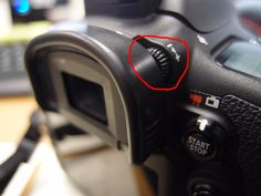 Calibrating the Diopter of Your Camera | explora