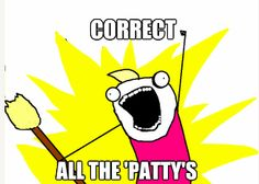"Paddy's vs ""Patty's"" Day"