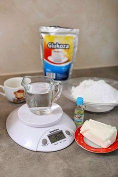 Tortystka: Masa cukrowa krok po kroku