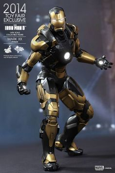 Hot Toys Iron Man Mark. XX