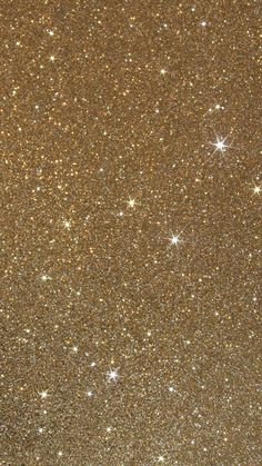 Gold glitter ✨ hd wallpaper  on We Heart It