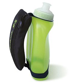 Hydraform Handheld Pocket runners hydration bottle by Amphipod Black *** Want to know more, click on the affiliate link Amazon.com.