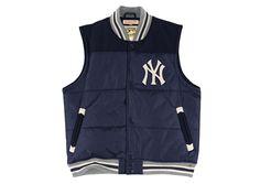 Title Holder Vest New York Yankees - Mitchell & Ness