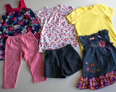 Wittlebee / Monthly Kids Clothing Club - Summer in the Country