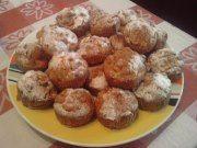 Η συνταγή είναι της φίλης μας Μαρίας Χατζησιμου... Ευχαριστούμε… Μαρία! Μυστικάκια: - Το μείγμα πρέπει να είναι πηκτό για να μην απλώσει στο τάψι. Αν θέλε Biscotti, Muffin, Favorite Recipes, Apple, Eat, Breakfast, Ethnic Recipes, Food, Apple Fruit