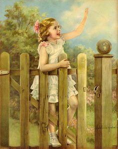 Adelaide Hiebel (1886 – 1968, American)