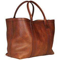 The Search For The Perfect Manbag #80 Lotuff Clegg Leather Working Tote