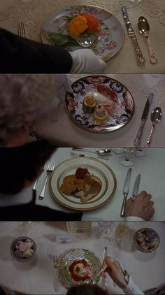 The Age of Innocence - Michelle Pfeiffer, Daniel DayLewis, Winona Ryder in a Martin Scorsese movie.