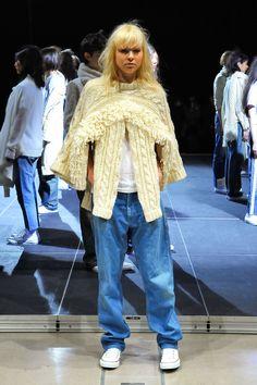 Motohiro Tanji Autumn/Winter 2017 Ready To Wear Collection | British Vogue