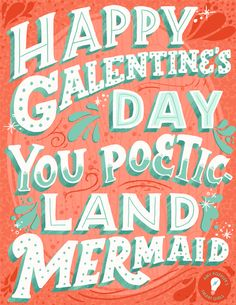 Galentine's Day, Leslie Knope quote, I love Parks and Rec!