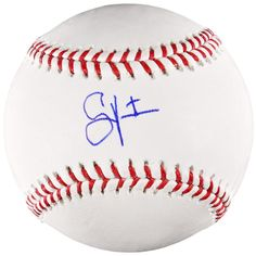 Shane Victorino Boston Red Sox Fanatics Authentic Autographed Baseball