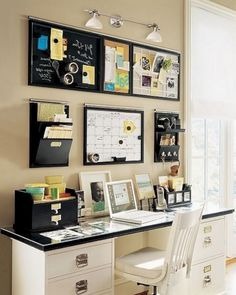 Pin By Yuid Yuid On Decorating Ideas Pinterest Bureau Maison