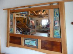 Mirror Mirror Jewellery Cabinet, Old Stone, Furniture Companies, Local Artists, Joinery, Liquor Cabinet, Projects To Try, Interiors, Traditional