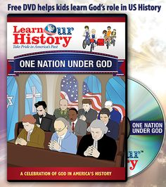 http://freegoddvd.com/pinterest - Teach your kids about the role of God in US History with a free dvd from http://freegoddvd.com/pinterest
