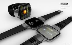 Apple Reportedly Have A Team of 100 Designers Working On The iWatch