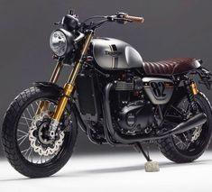 9af64f52 Street Sleeper: Bunker customizes the new Street Twin (Bike EXIF Daily  Update)
