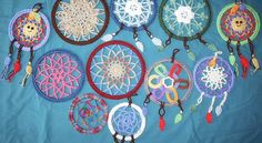 [Free Pattern] Catch The Good And Trap The Bad With This Magical Dream Catcher