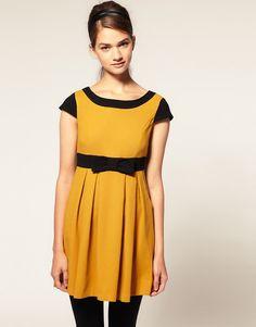La robe taille empire @asos.com.com #magnifique
